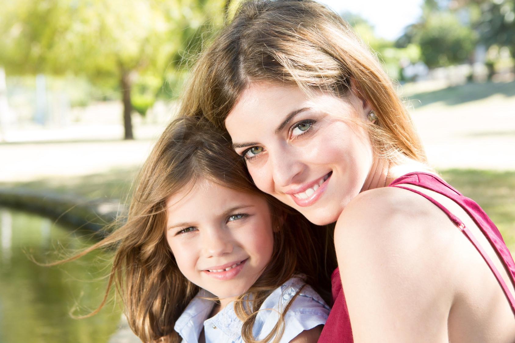 На какую поддержку может рассчитывать мать-одиночка (фото: jolopes - Fotolia.com).