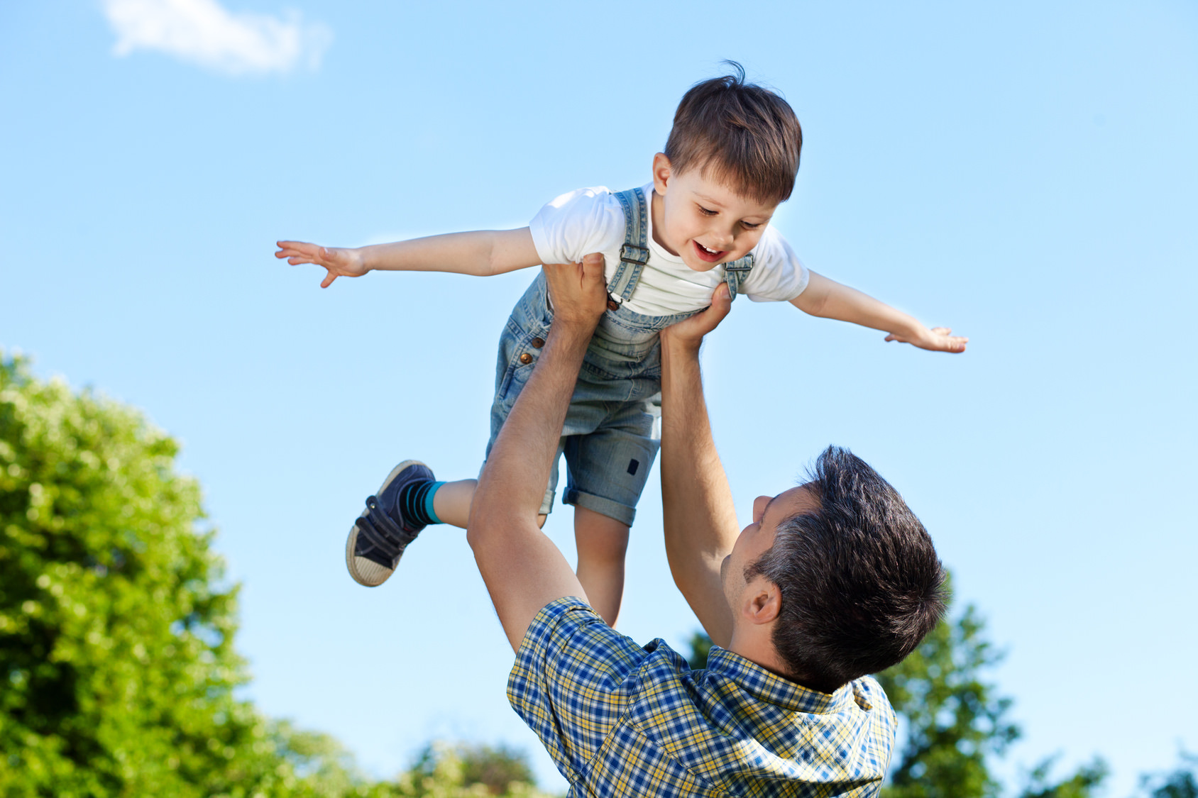 Доказать отцовство: в каких случаях это возможно (фото: Ana Blazic Pavlovic - Fotolia.com).
