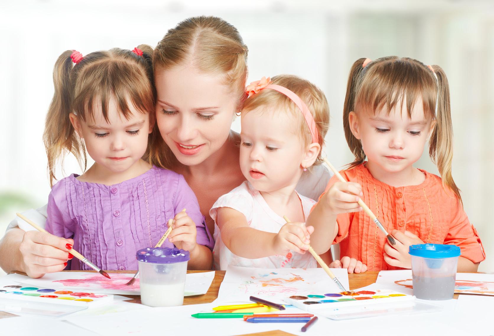 Многодетная семья: на какие льготы можно рассчитывать (фото: evgenyatamanenko - Fotolia.com).